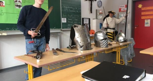 Mittelalter in der Schule