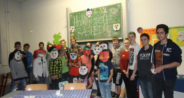 Halloween in WAG...