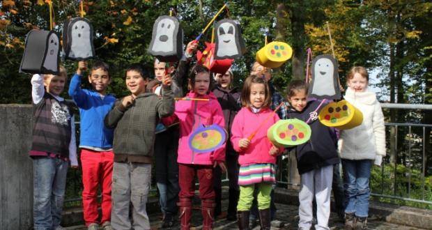 Herbstfest der Klasse 2b