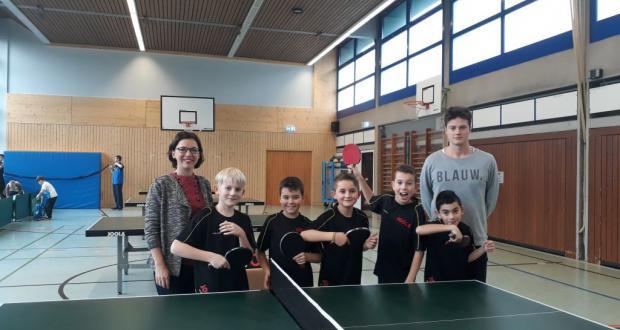 KSM erfolgreich im Tischtennis...