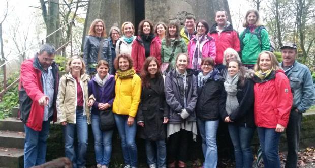 Lehrerausflug in den Odenwald