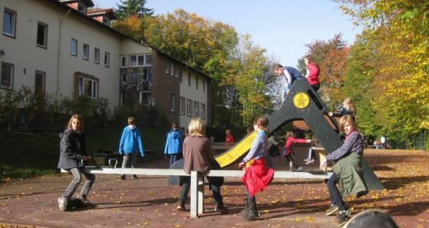Schullandheim der Klassen 4a und 4b in die Pfalz