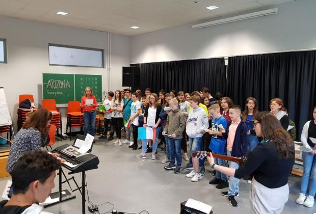 Schulfest der Kraichgauschule