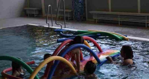 Schwimm-AG in der KSM