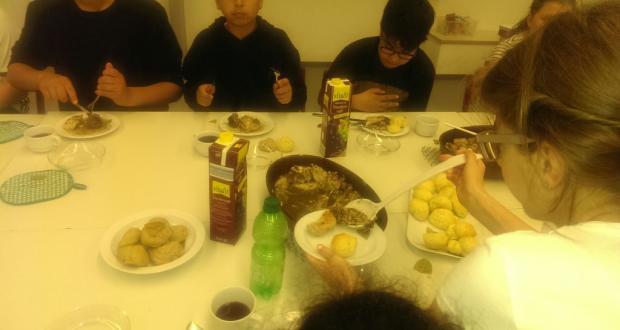 Speisen wie die Römer...