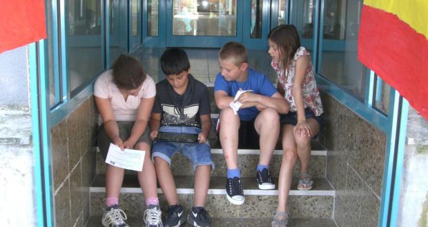 Einsatz vom Tablets in der Grundschule