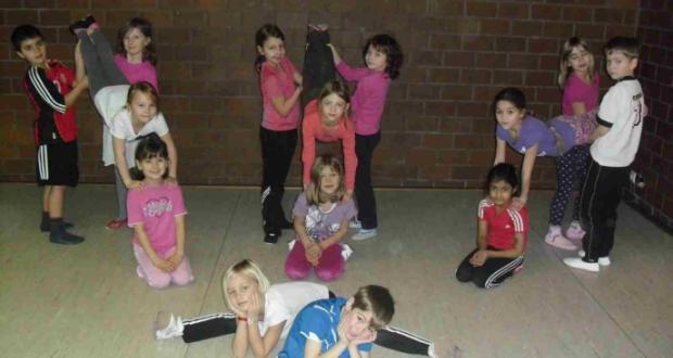 Tanz-AG für die 2. Klassen in diesem Schuljahr...