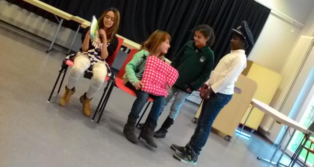 Theaterklasse in der KSM