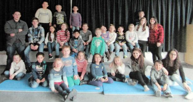 WAG-Projekt Klasse 9b