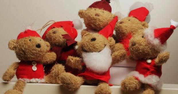 """WAG Klasse 7a: """"Weihnachtsbär"""""""