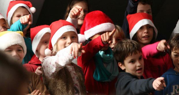 Eindrücke von unserem Weihnachtsmarkt am 19.12.2012