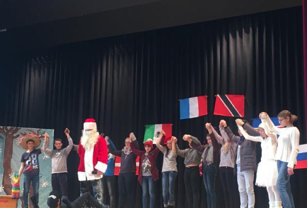 Weihnachtsmusical der 6. Klassen