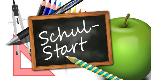 Schuljahresanfang 2016/2017